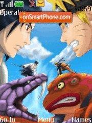 Best Naruto tema screenshot