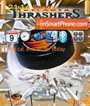 Atlanta Thrashers 02 es el tema de pantalla