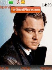 Leonardo Di Caprio theme screenshot