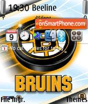 Boston Bruins es el tema de pantalla