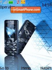 Prism 7500 01 es el tema de pantalla