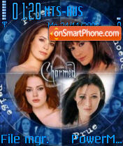 Charmed 06 es el tema de pantalla