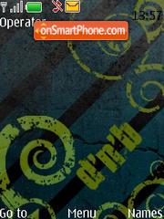 DnB tema screenshot