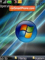 Windows Logo theme screenshot