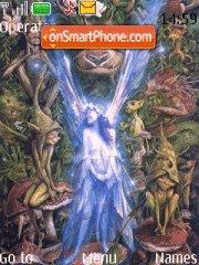 Mysticism theme screenshot