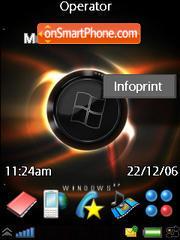 Windows Dark theme screenshot