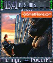 King Kong 03 es el tema de pantalla