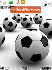 Soccer Fifa theme screenshot