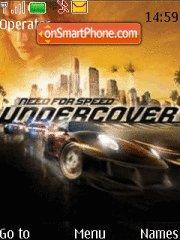 Nfs Undercover 03 theme screenshot