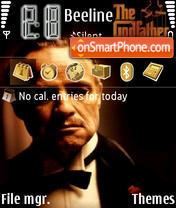 The Godfather 05 es el tema de pantalla