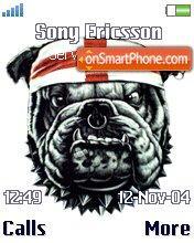 British Bulldog V2 es el tema de pantalla