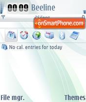Carbide theme screenshot
