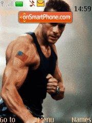 Jean Claude Van Damme es el tema de pantalla