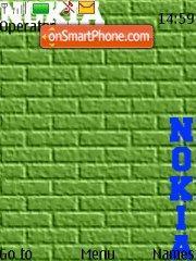 Abstract Nokia Theme-Screenshot