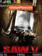 Saw 5 es el tema de pantalla