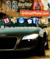 Audi Tirle-Od-UA es el tema de pantalla
