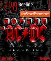 ACDC 06 theme screenshot