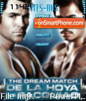 Dream Match theme screenshot