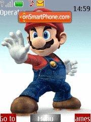 Mario 02 theme screenshot
