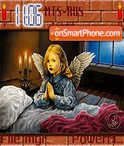 Little Angel of Jesus es el tema de pantalla