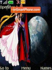 Sailor Moon theme screenshot
