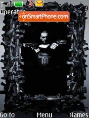 Punisher 01 es el tema de pantalla