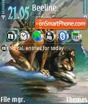 Gothic 05 es el tema de pantalla