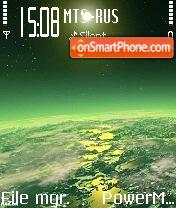 Planet3 es el tema de pantalla