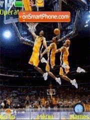 Kobe es el tema de pantalla