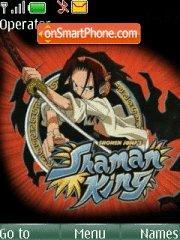 Shaman King 04 es el tema de pantalla