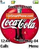 Coca Cola 09 es el tema de pantalla