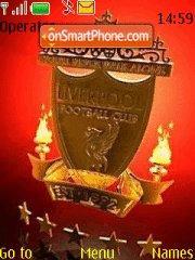 Liverpool Fc 02 theme screenshot