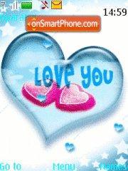 Love You 05 theme screenshot