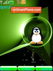 Linux 10 theme screenshot