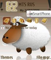 Sheep theme screenshot
