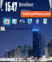 City 07 theme screenshot