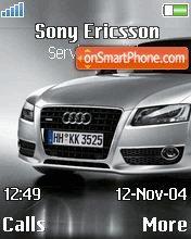 Audi A5 es el tema de pantalla