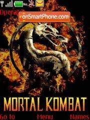 Mortal Kombat 03 tema screenshot