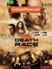 Death Race 01 es el tema de pantalla