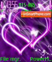 Heart 12 theme screenshot