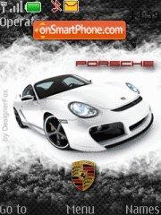 Porsche 921 theme screenshot
