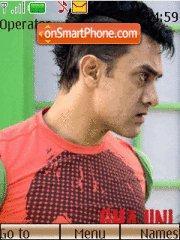 Aamir Khan Ghajini theme screenshot