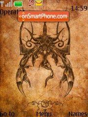 Scorpio theme screenshot