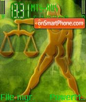 Libra 04 es el tema de pantalla