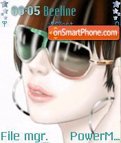 Fashionista theme screenshot