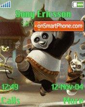 Kung Fu Panda es el tema de pantalla