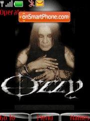 Ozzy Osbourne theme screenshot
