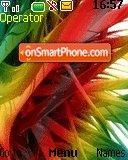 3D Colours(128x160) theme screenshot