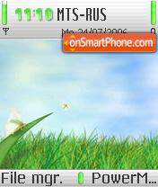 MacOSX Luna theme screenshot