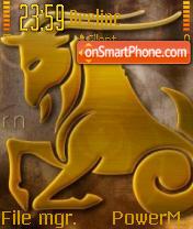 Capricorn 05 es el tema de pantalla
